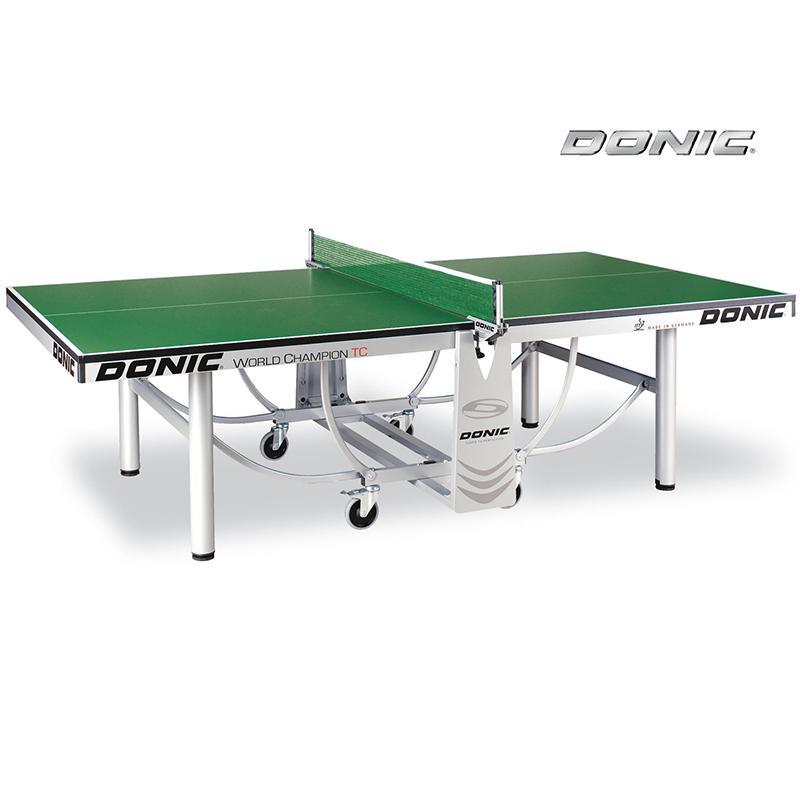 Теннисный стол DONIC World Champion TC профессиональный зеленый 400240-G