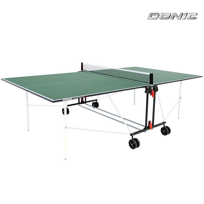 Теннисный стол DONIC Indoor Roller SUN зеленый 230222-G