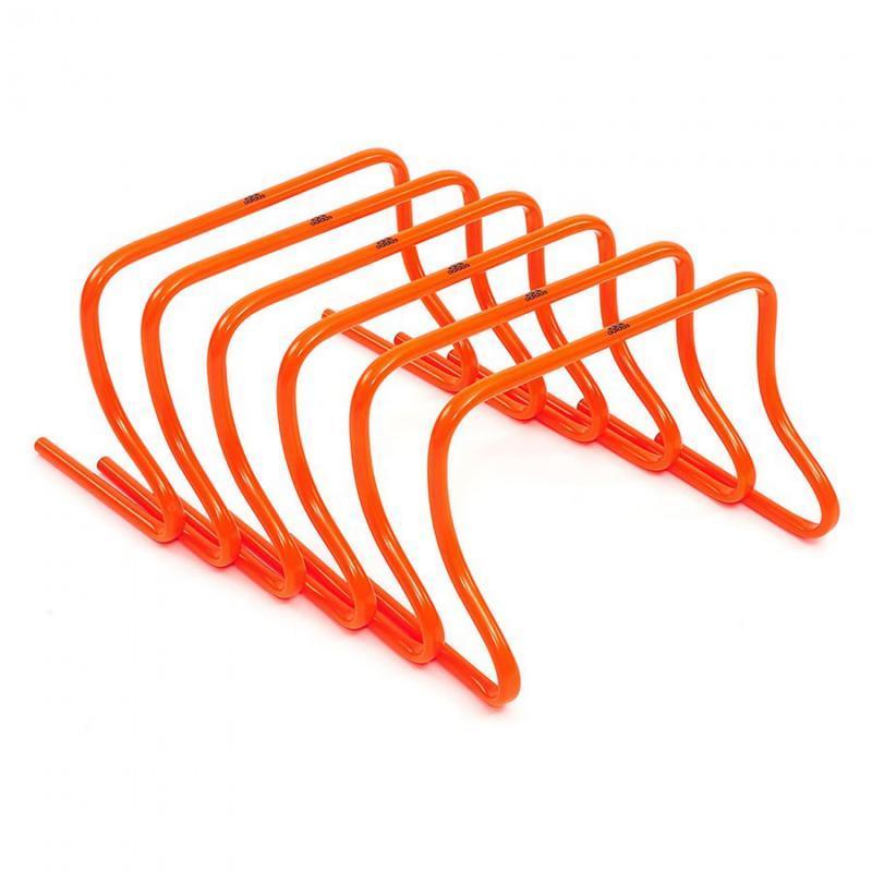 Скоростной барьер пластиковый ADIDAS ADSP-11518 высота 30 см (комплект 6 шт.)