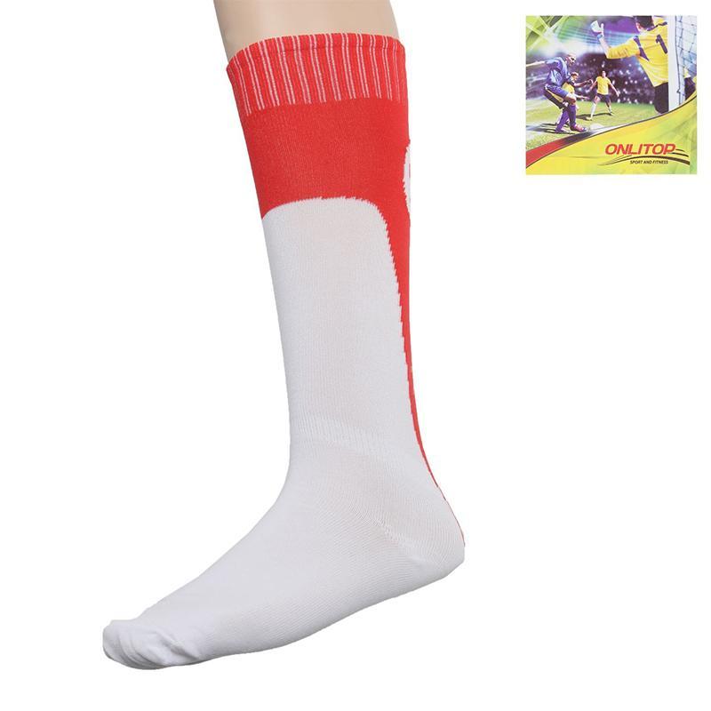 Гетры футбольные c уплотненным носком ONLITOP