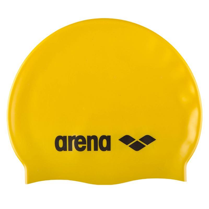 Шапочка для плавания ARENA Classic Silicone Jr 91670