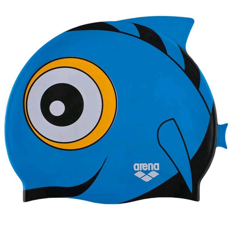 Шапочка для плавания ARENA AWT Fish 91915