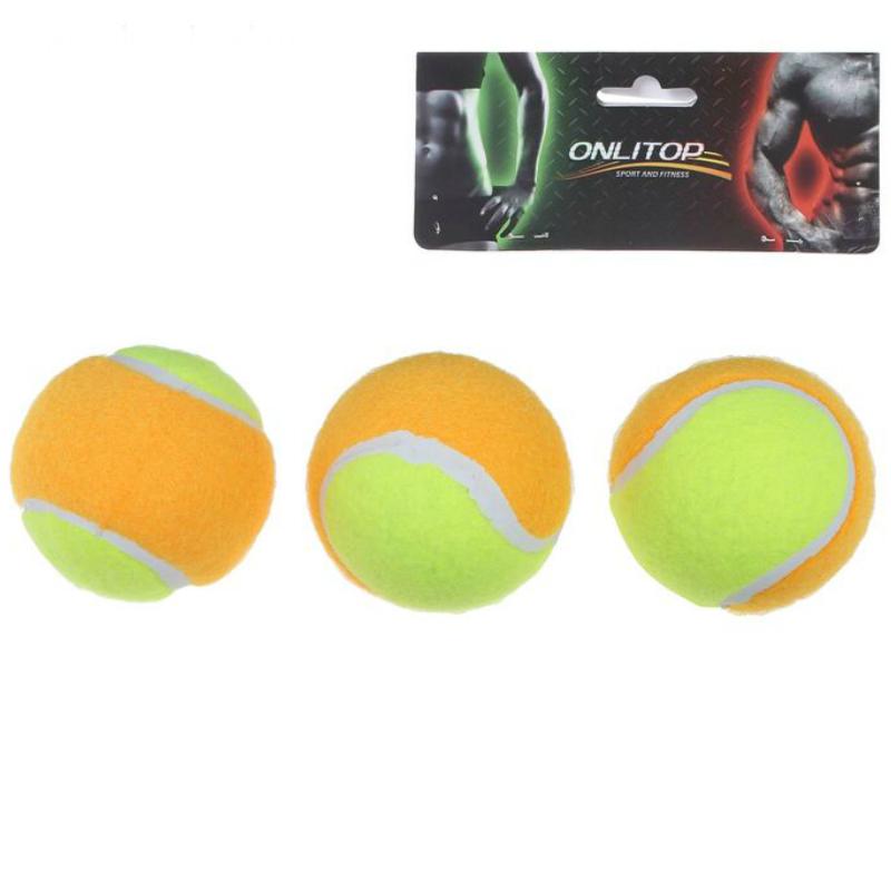 Мяч для большого тенниса SWIDON mini (набор 3 шт.) SL