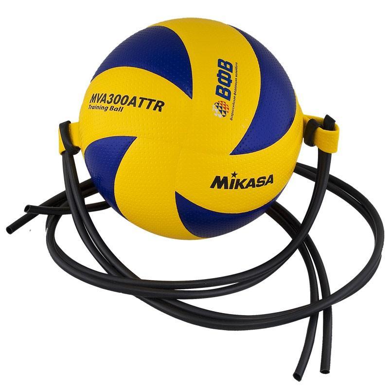 Мяч волейбольный на растяжках MIKASA MVA300ATTR