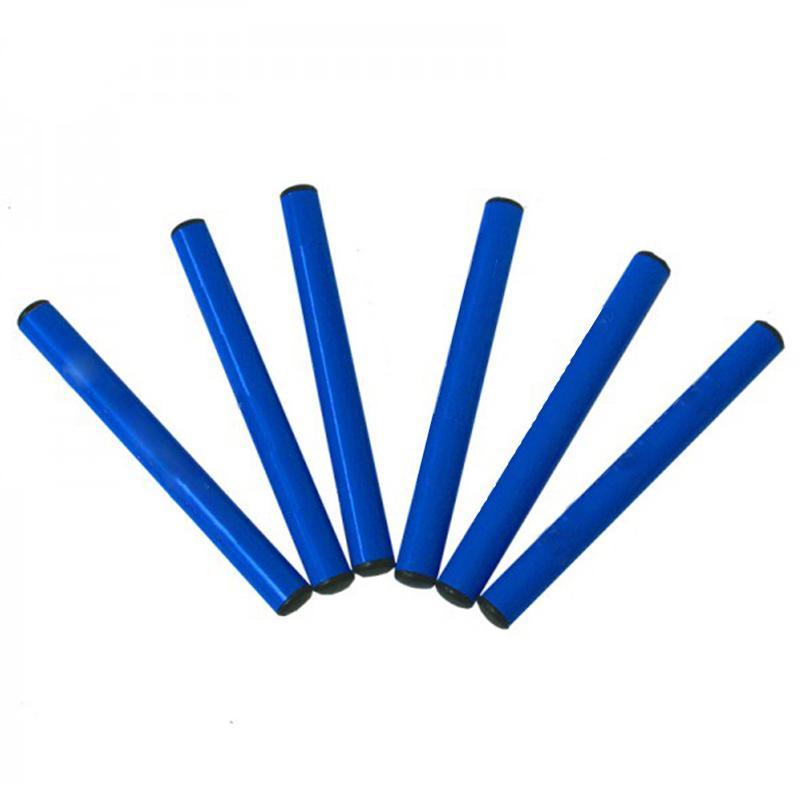 Эстафетная палочка (алюминий) набор 6 шт