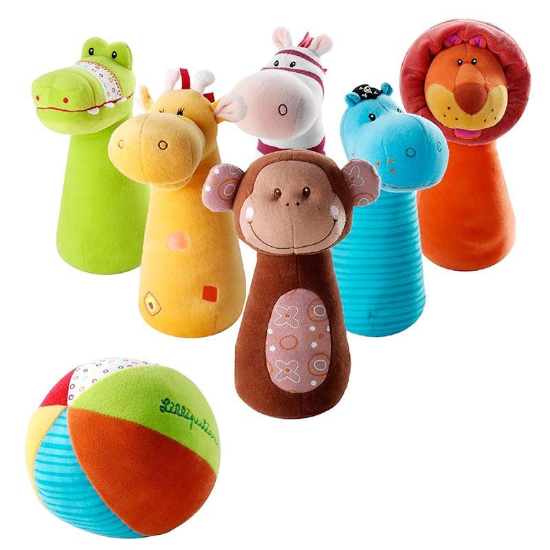 Набор мягких игрушек SL Боулинг