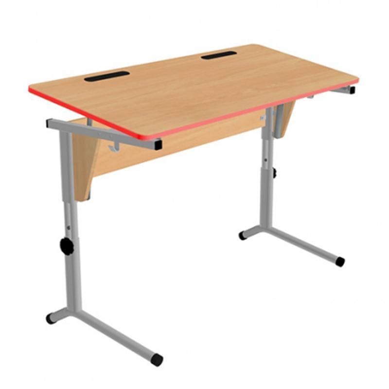 Стол ученический двухместный MOOVE & FUN
