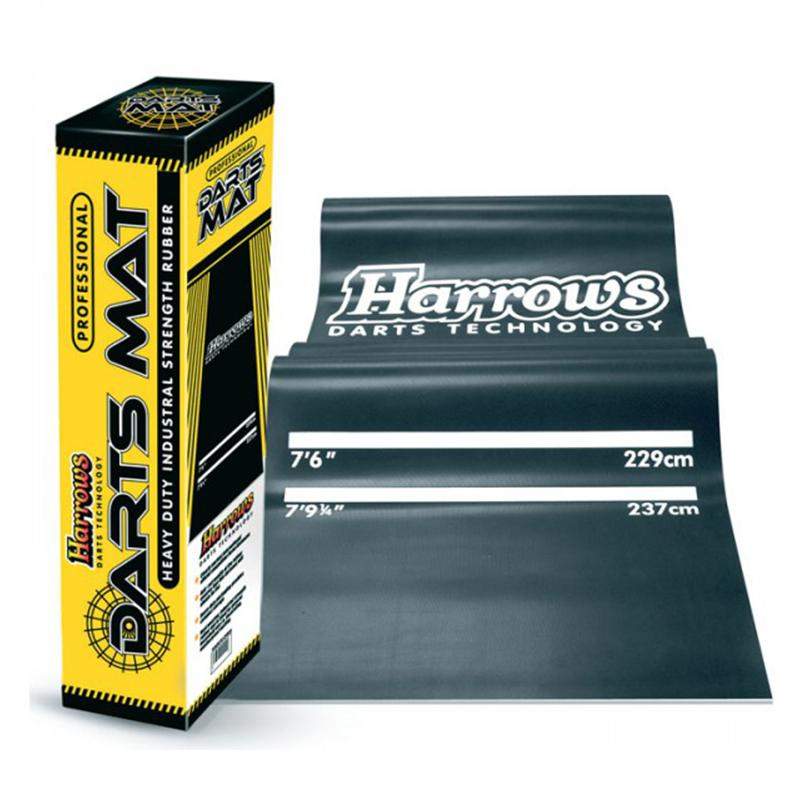 Резиновый коврик с разметкой HARROWS