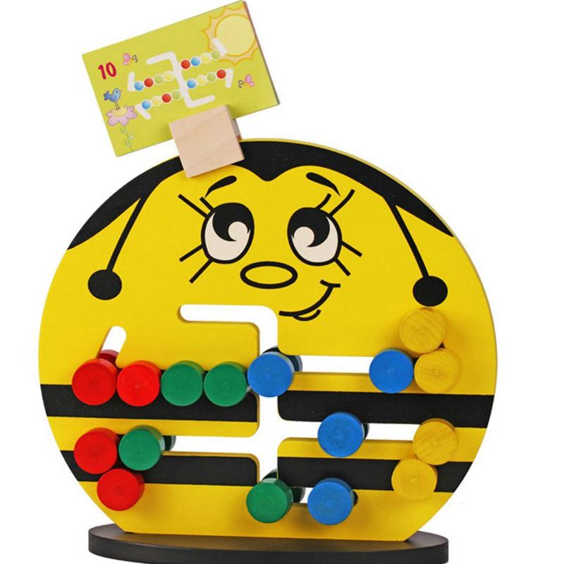 Обучающая игра Пчелка