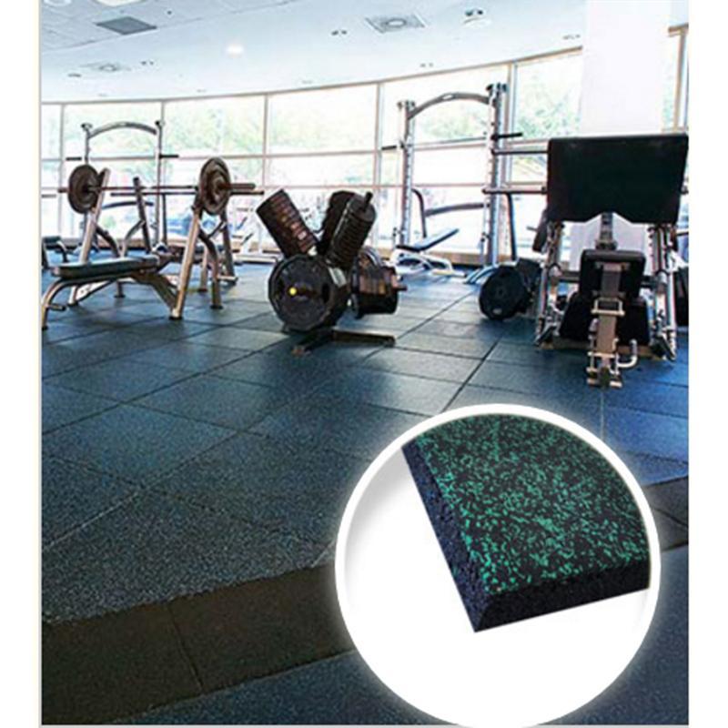 Резиновая плитка SportPlit Premium 15 мм