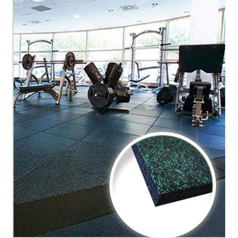 Резиновая плитка SportPlit Premium 30 мм