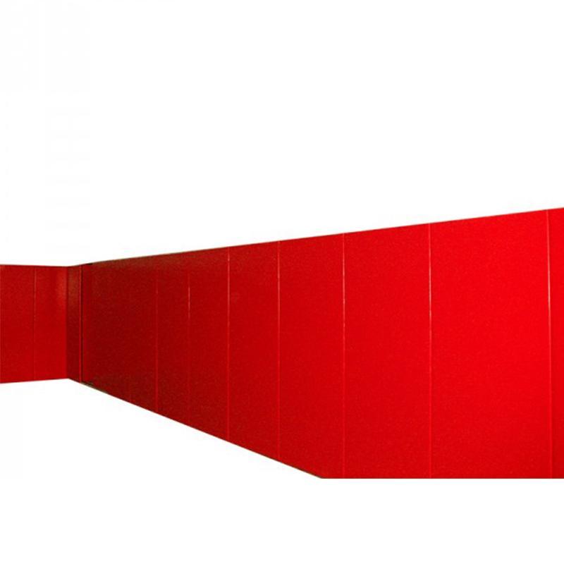Стеновой протектор 2х1,25 м, толщина 40 мм на жесткой основе