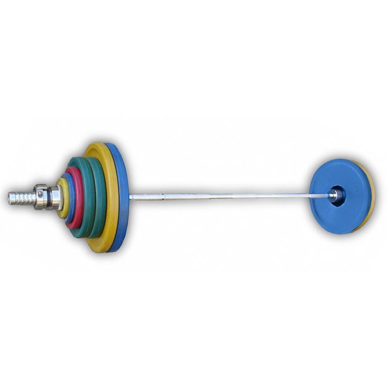 Штанга олимпийская соревновательная MB - Barbell 300 kg - B 300 кг