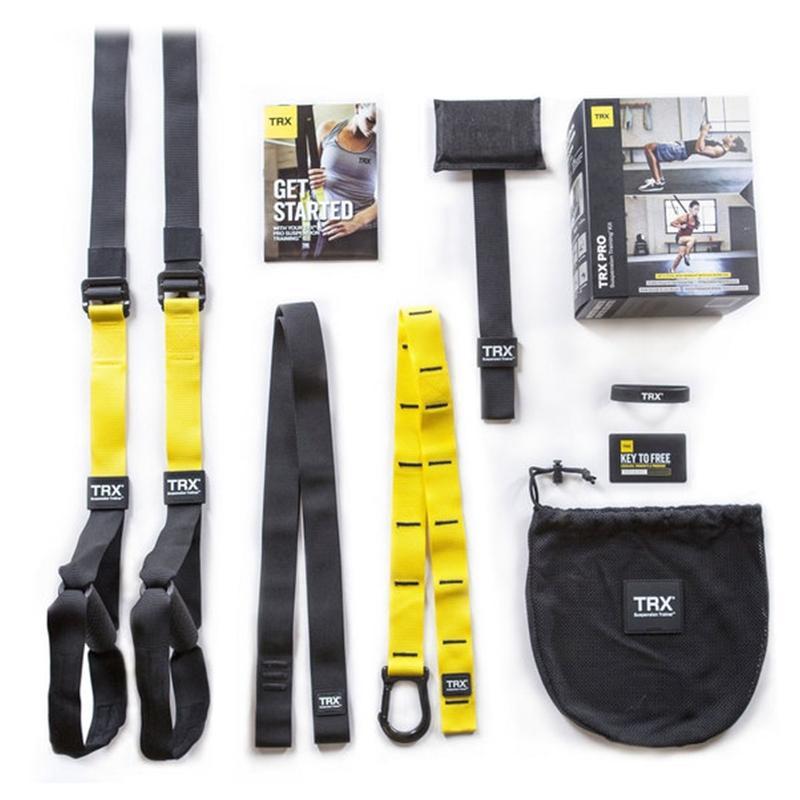 Набор эспандеров TRX PRO P5 Suspension Training Kit