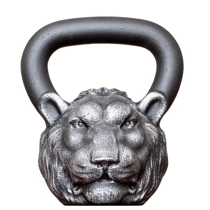 Гиря чугунная Лев 16 кг