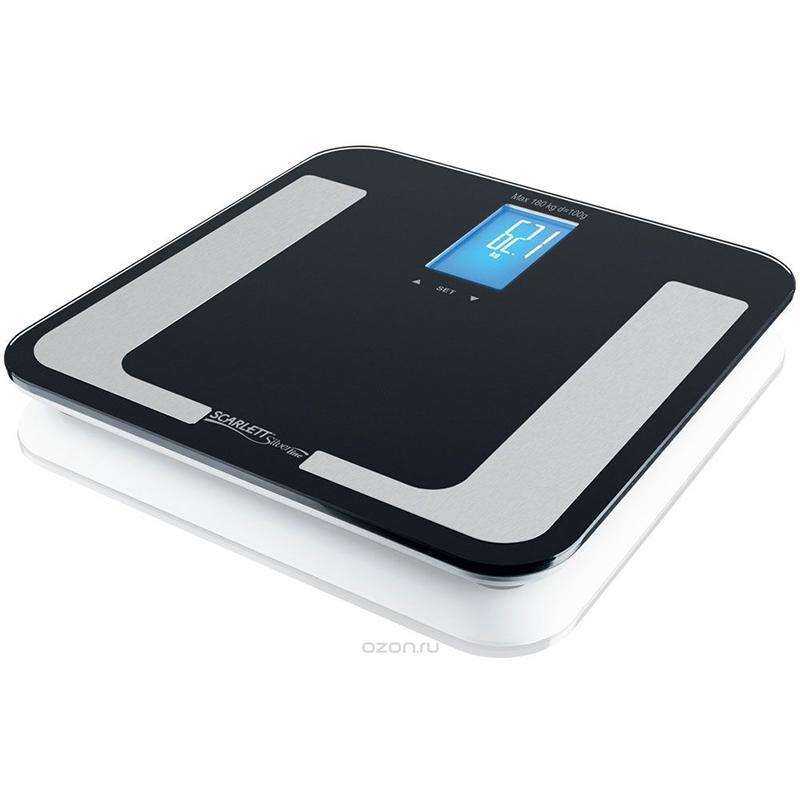 Весы напольные Scarlett SL-BS34ED40
