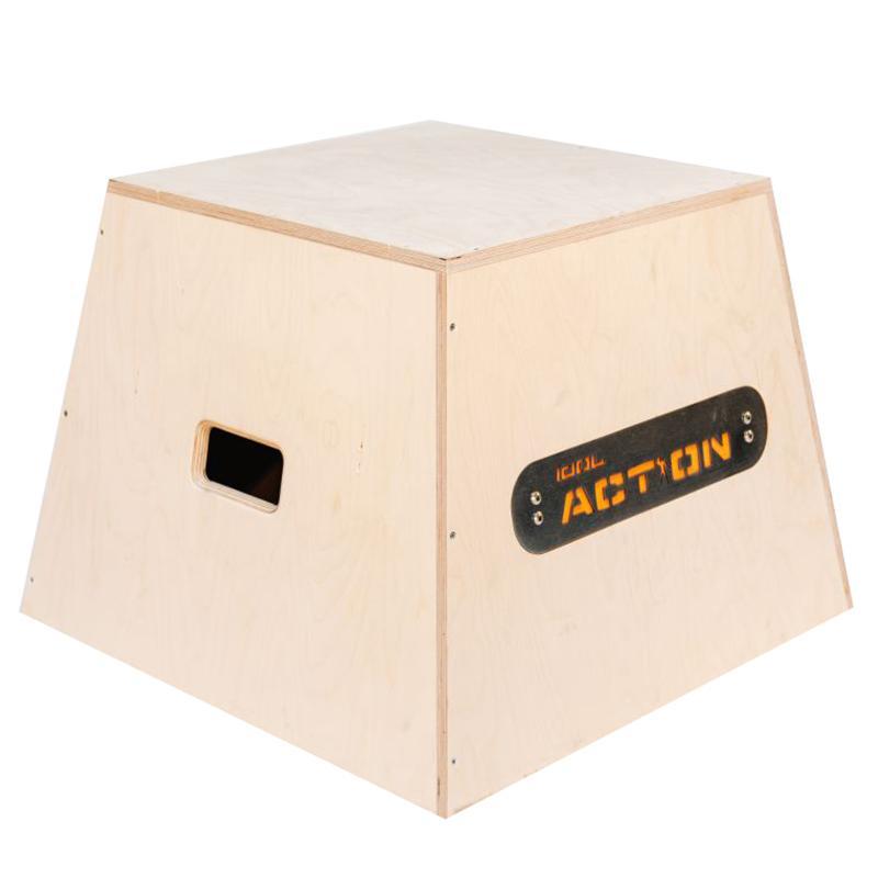 Коробка для прыжков IDOL 50 см