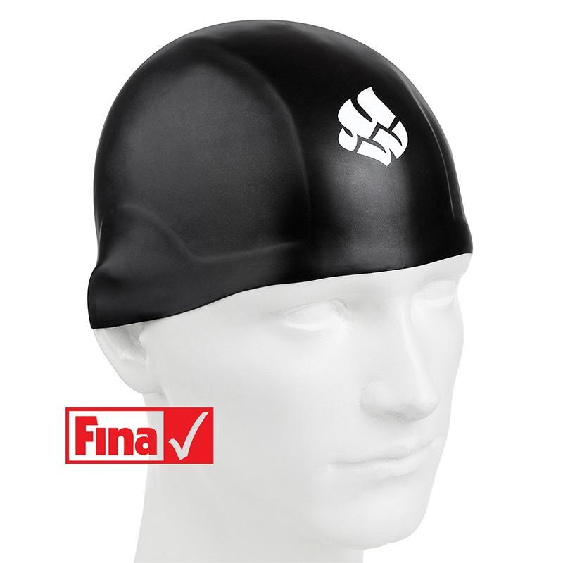 Шапочка для плавания MAD WAVE R-CAP FINA Approved