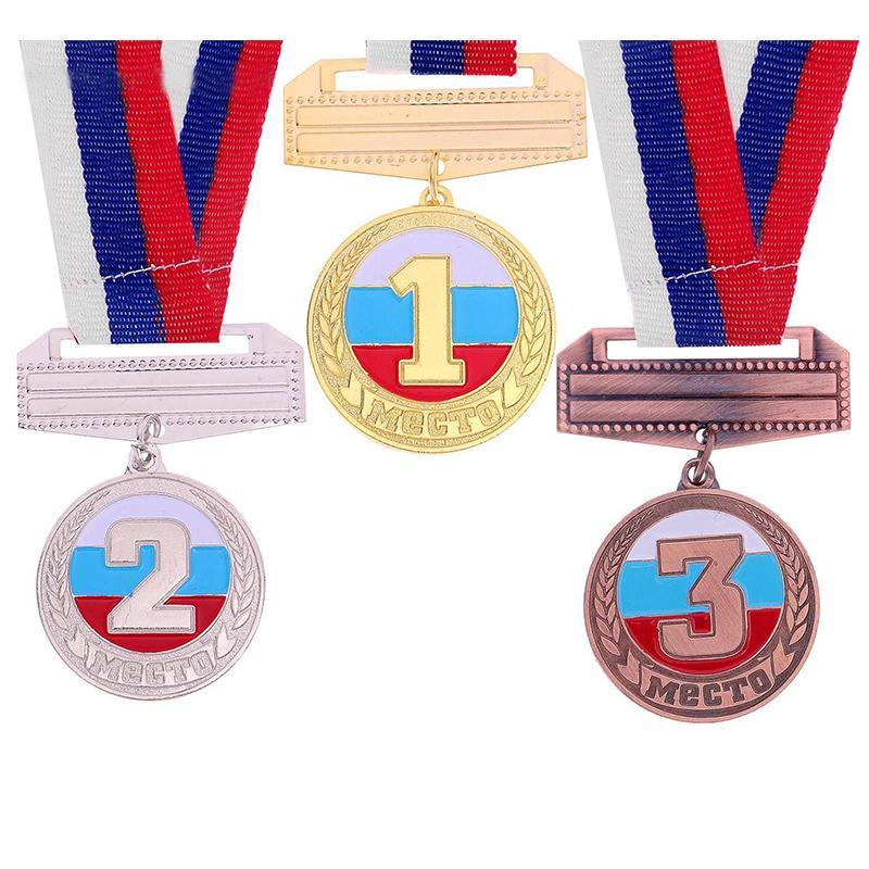 Медаль SL 069 призовая (с лентой)