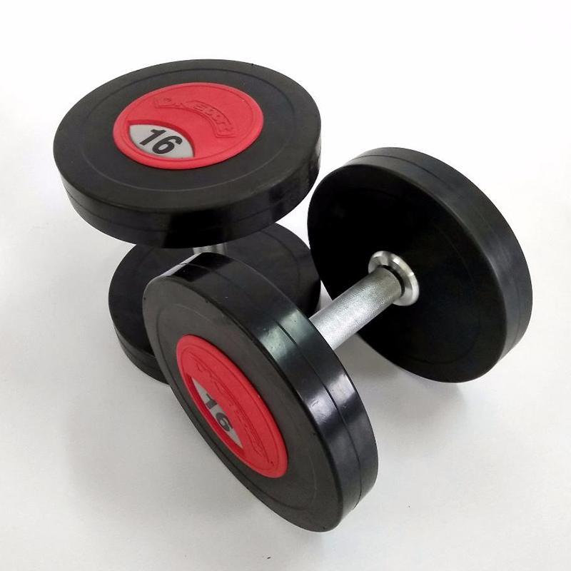 Набор гантелей DK СТАРТ 10-28 кг (10 пар)