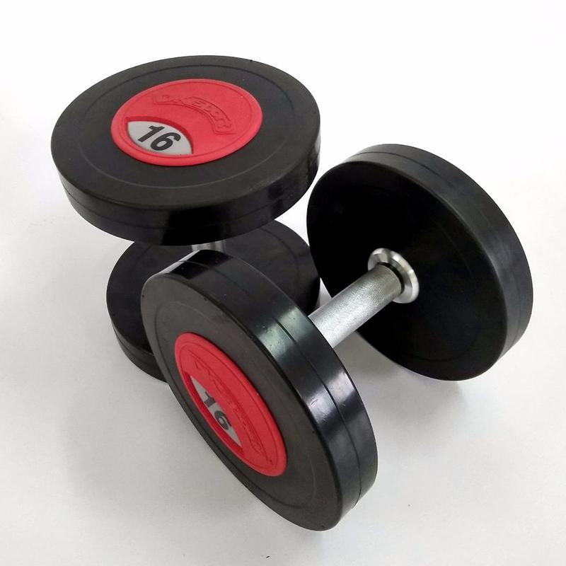 Набор гантелей DK ПРОФИ 12-50 кг (20 пар)