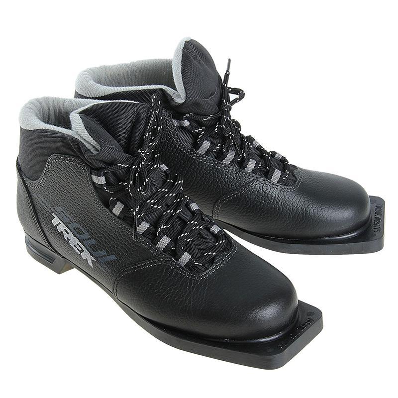 Ботинки лыжные ТРЕК Soul из натуральной кожи