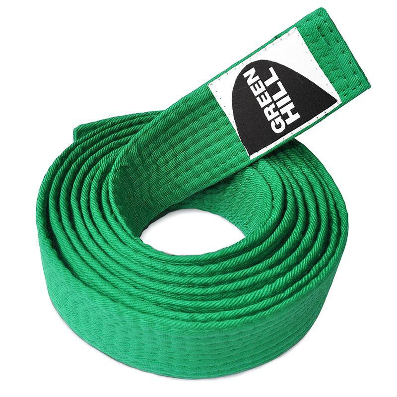 Пояс каратэ GREEN HILL KBO-1014 240-280 см