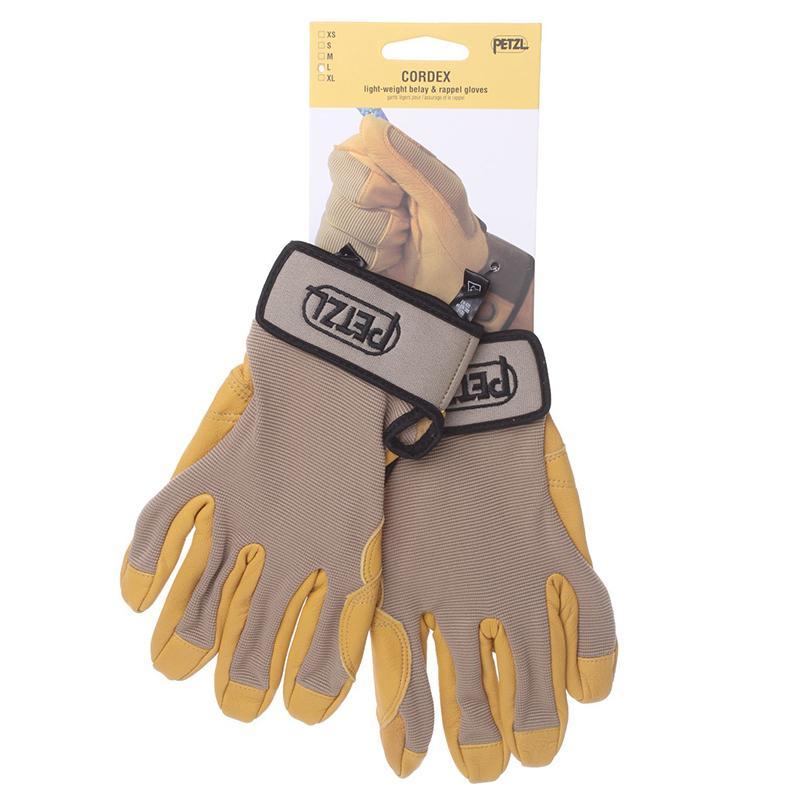 Перчатки SL Petzl CORDEX