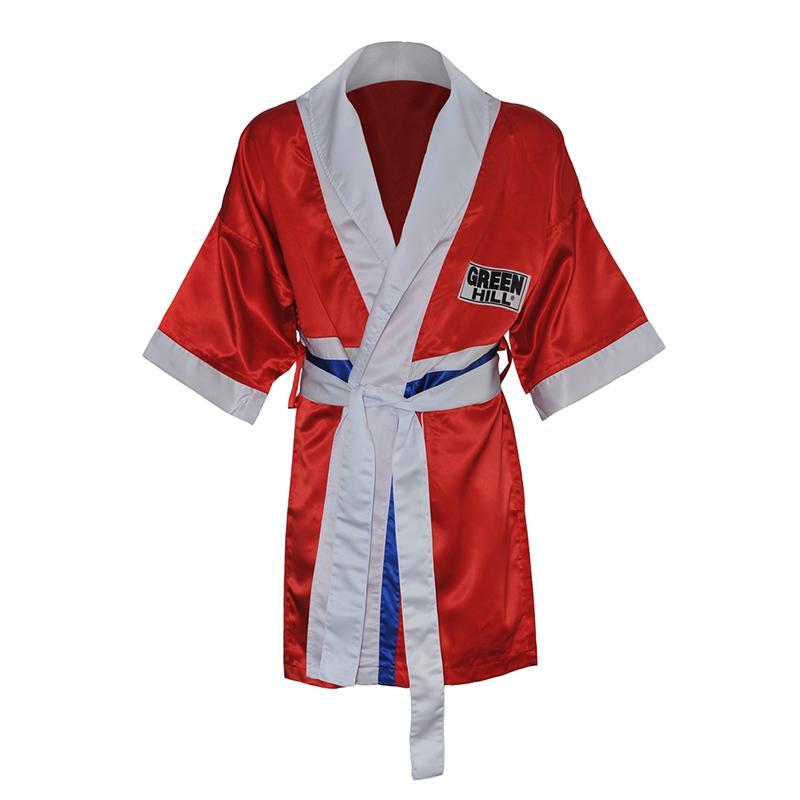 Халат боксерский без капюшона GREEN HILL BG-7001С