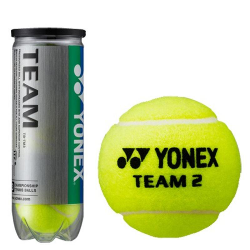 Мячи для большого тенниса Yonex Team 3B