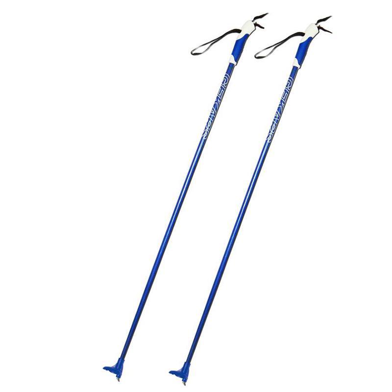 Палки лыжные алюминиевые GEKARS Vega Plus AL (110-160 см)
