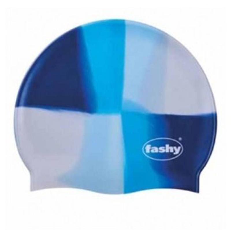 Шапочка для плавания FASHY Silicone Cap Multi 3049