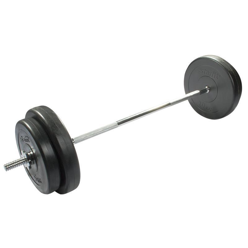 Штанга разборная STARFIT BB-401 35 кг