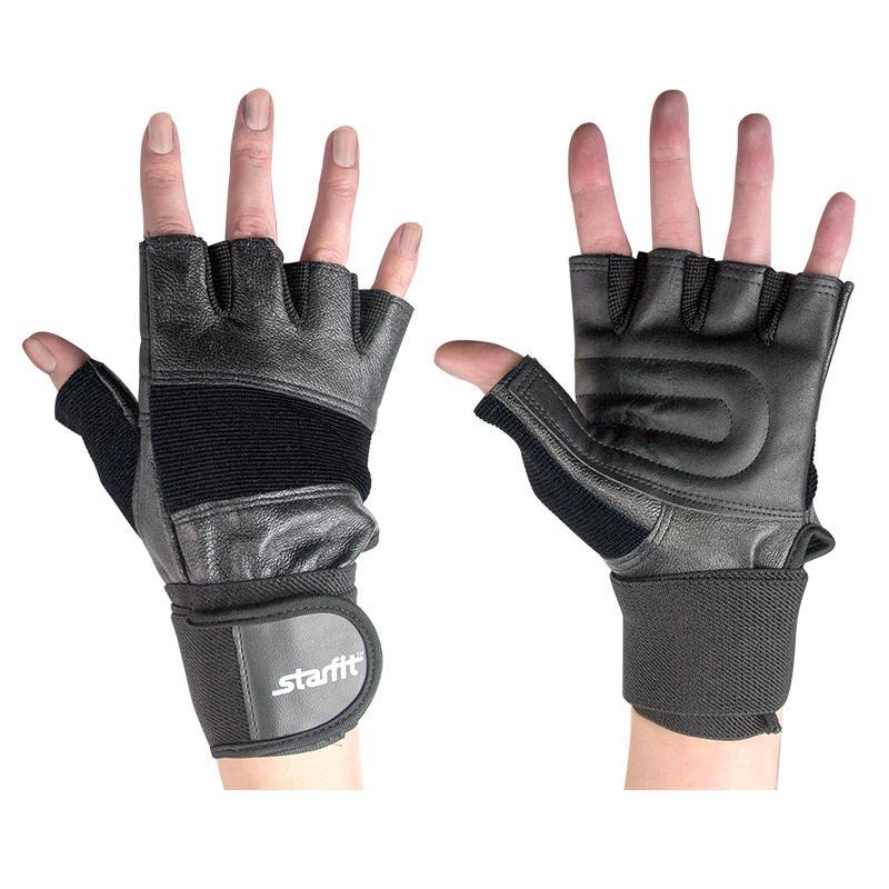 Перчатки для фитнеса STARFIT SU-125