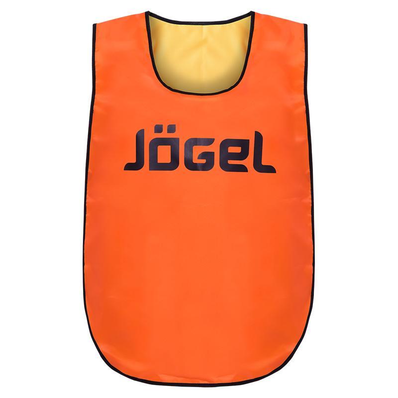 Манишка двухсторонняя взрослая JOGEL JBIB-2001