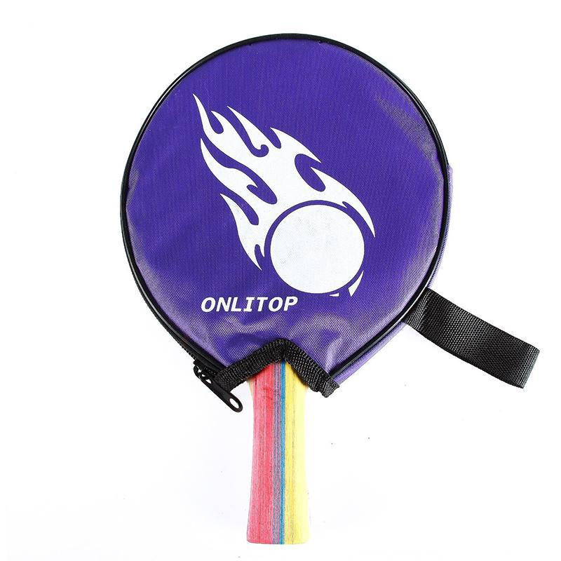 Ракетка для настольного тенниса SL Россия, OТ-18 в чехле