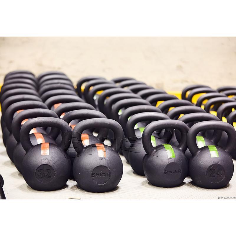 Гири для функционального тренинга SHIGIR от 6 до 60 кг