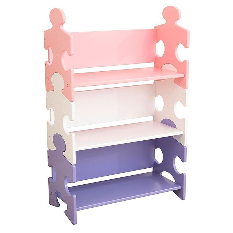Система хранения SL Пазл (Puzzle Book Shelf) 100x72x31 см