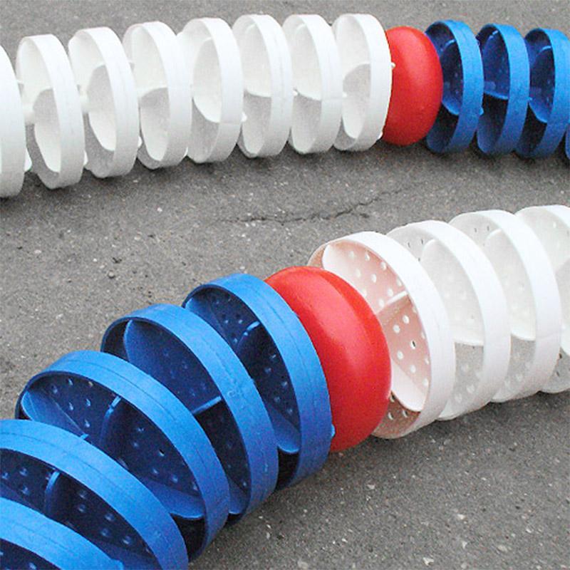 Разделительная волногасящая дорожка АБ L=1 м D=110 мм 001022 (полиамидный шнур)