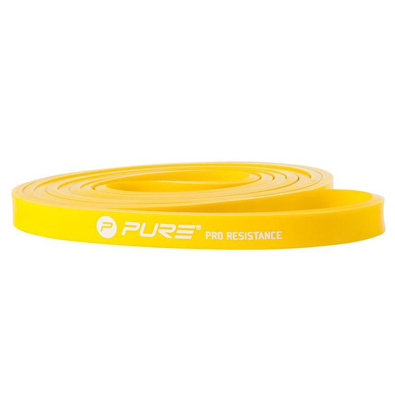 Эспандер резиновая петля PURE2IMPROVE Pro Resistance Band Light