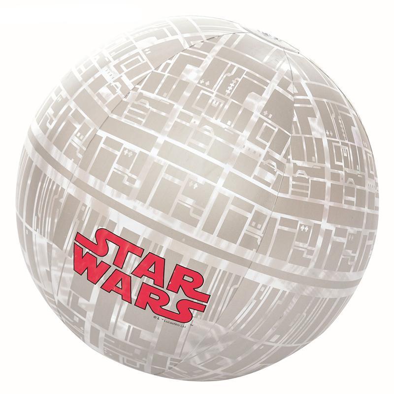 Мяч пляжный BESTWAY 91205 Звездные войны 61 см