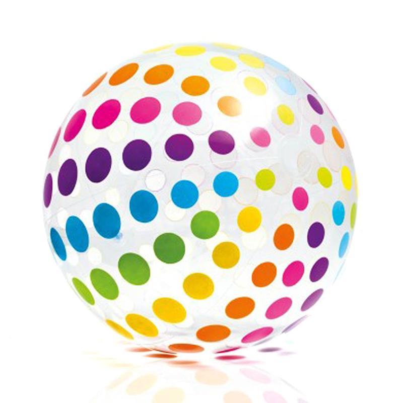 Мяч пляжный INTEX 59065 Джамбо 107 см