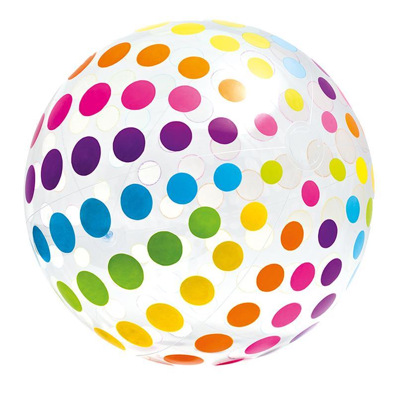 Мяч пляжный INTEX 58097 Джамбо 183 см