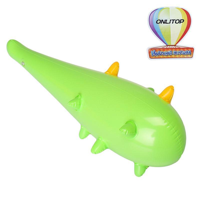 Игрушка надувная ONLITOP Булава с шипами 50 см