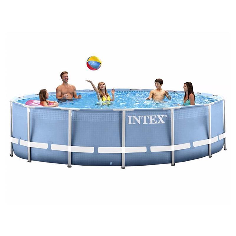 Бассейн каркасный INTEX Prism Frame 28736 (457 x 122 см)