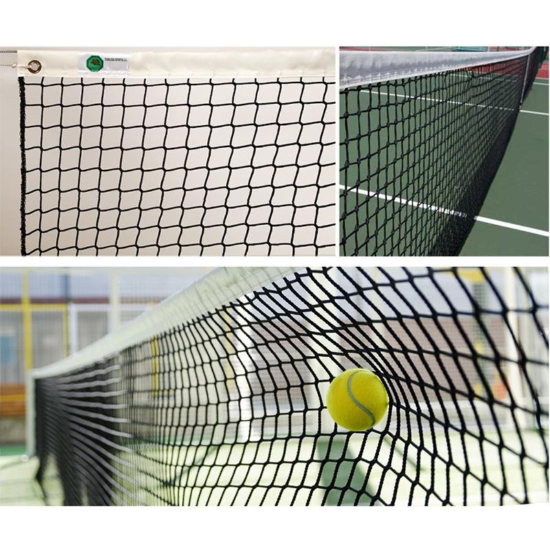 Сетка для большого тенниса EL LEON DE ORO (12,72x1,07 м, 3 мм толщина)