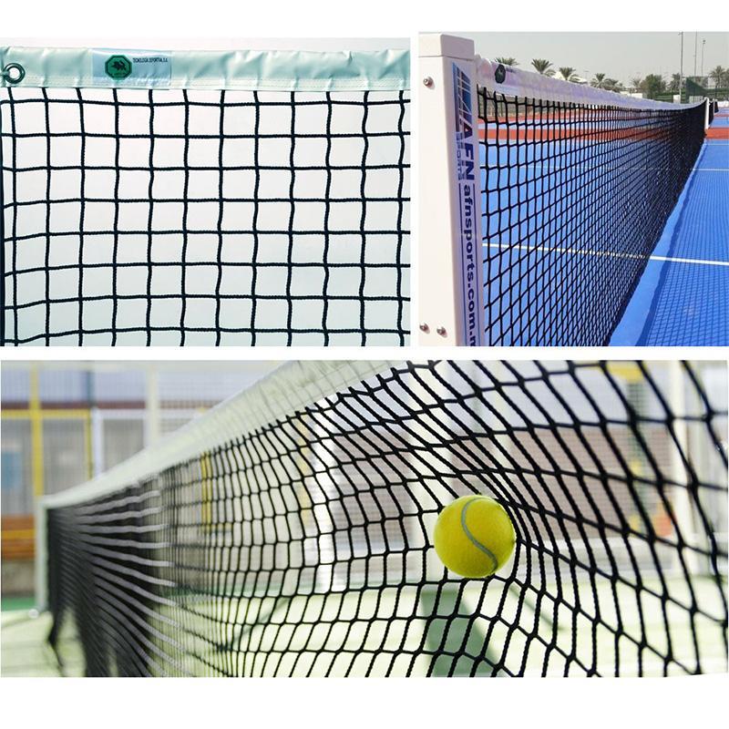 Сетка для большого тенниса EL LEON DE ORO (12,72x1,07 м, 4 мм толщина)