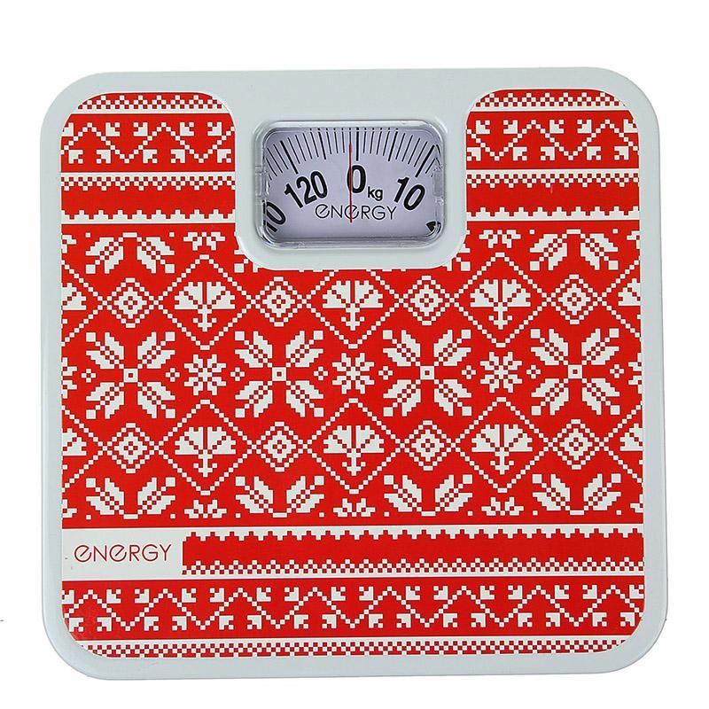 Весы напольные механические SL ENERGY ENМ-409C до 120 кг