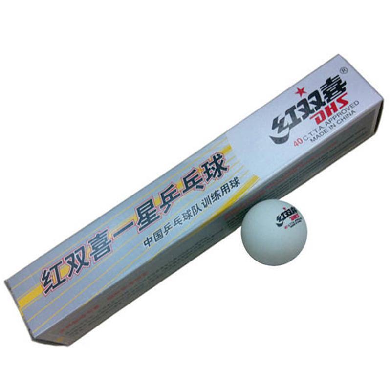 Шарики для настольного тенниса DHS H09904 (6 шт.)