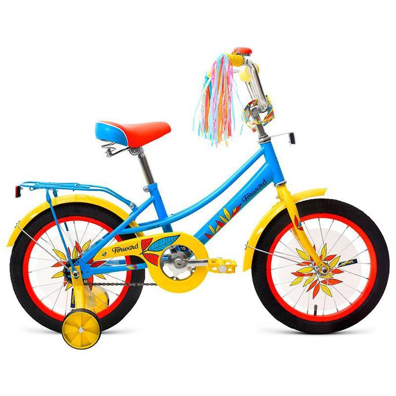Детский Велосипед FORWARD Azure 16 (2018)
